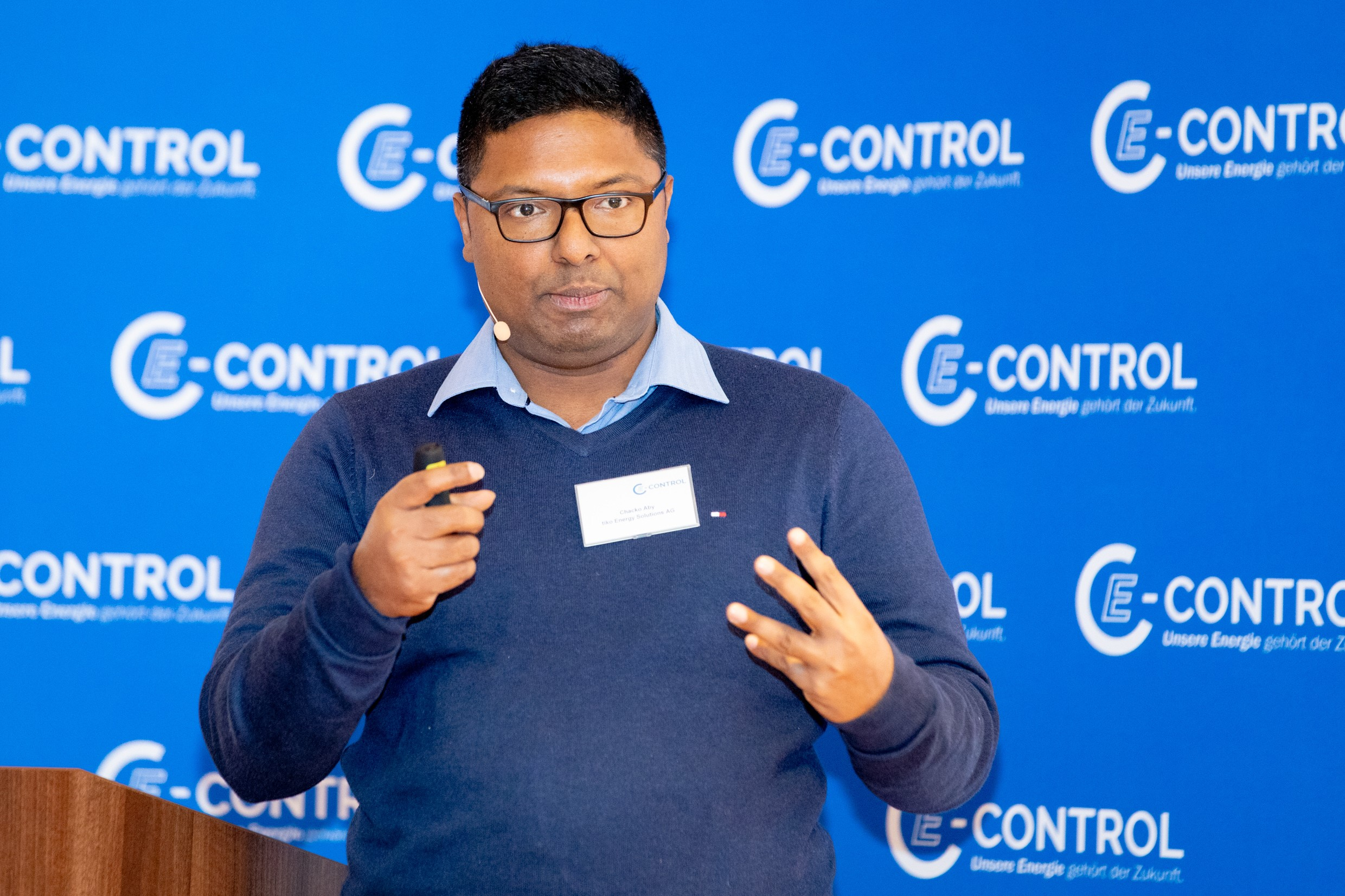 Aby Chacko (tiko Energy Solutions AG)